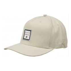 Image from Billabong Stacked Snapback Hat (Men's) Light Grey