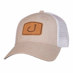 Image from AVID Lay Day Trucker Hat (Men's) Tan Chambray