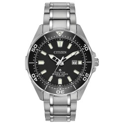 Image from Citizen Promaster Diver Dive Watch - Black Dial