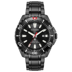 Image from Citizen Promaster Diver Watch (Men's) - Black Stainless Steel