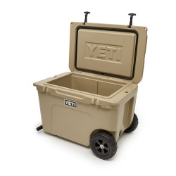 Image from Yeti Tundra Haul Wheeled Cooler - Tan