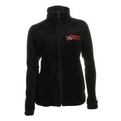 Image from Divers Direct Full-Zip Fleece Jacket (Women's) Black