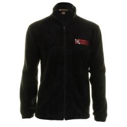 Image from Divers Direct Full-Zip Fleece Jacket (Men's) Black