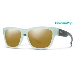 9ad1829a22 Image from Smith Ember ChromaPop+ Polarized Sunglasses (Women s) Ice Smoke  Bronze Lens