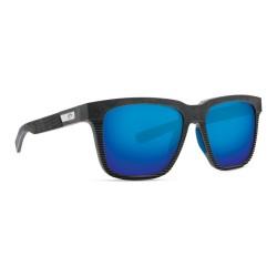 Image from Costa Pescador Polarized Sunglasses (Men's)  Net Gray with Blue Mirror Lenses