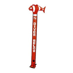 Image from Trident Clownfish Surface Marker Buoy