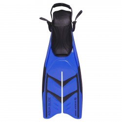 Image from Deep See Aqua Glide Dive Fins Blue