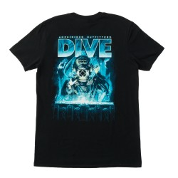 Image from Amphibious Outfitters Deep Treasure Dive T-Shirt - Black