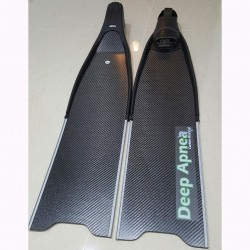 Image from Deep Apnea Carbon Fiber Fin Blades Biaxial 80cm
