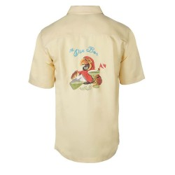 Image from Weekender Hawaiian Embroidered UPF 50+ Button Down T-Shirt (Men's)