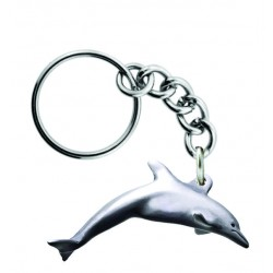 Image from Sparta Pewter Dolphin Key Chain