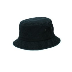 Image from DORFMAN GARMET WASHED BUCKET HAT