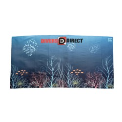 Image from Divers Direct Coral Microfiber Large Towel