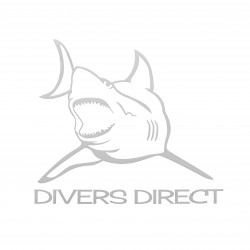 Image from Open Mouth White Shark Teeth Decal