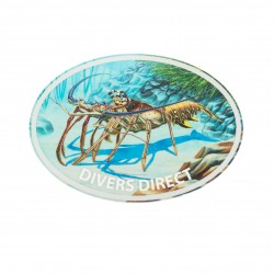 Image from Florida Lobster Decal