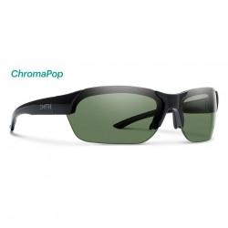 Image from Smith Envoy Polarized ChromaPop Sunglasses (Men's) - Black/Gray Green
