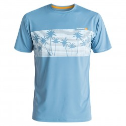 Image from Quiksilver Chill +50 UPF Short-Sleeved Rashguard (Men's)