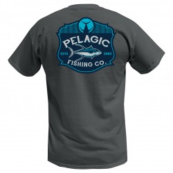 Image from Pelagic Established Logo Short-Sleeve Tee (Men's)