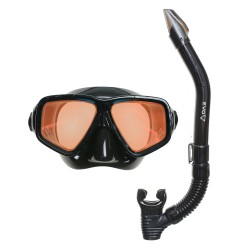 Image from EVO Hi Definition Snorkel Combo - Double Lens