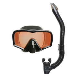 Image from EVO Hi Definition Mask and Snorkel Combo - Single Lens