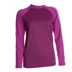 Image from EVO Super-Stretch Loose-Fit Long-Sleeve Rashguard (Women's)