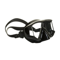 Image from EVO Tiburon+ 3-Lens Panoramic Dive Mask with Purge Valve