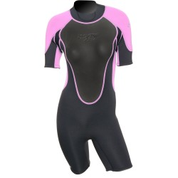 Image from EVO Womens 3mm Elite Shorty Wetsuit