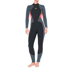 Image from Bare 5mm Evoke Full Wetsuit (Women's)