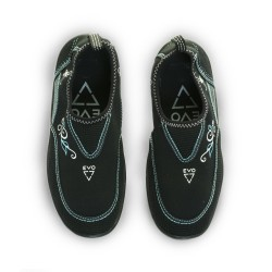 Image from EVO Aquasock Water Shoes (Women's) - Black/Blue