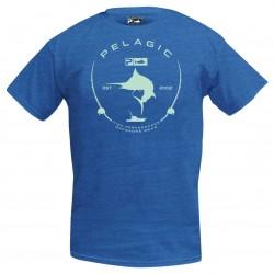 Image from Pelagic Premium Electric Marlin Tee (Men's)
