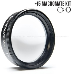 Image from Backscatter +15 MacroMate Mini Underwater Macro Lens for GoPro