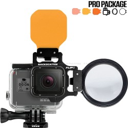 Image from Backscatter Flip6 Pro Filters and +15 MacroMate Mini Lens Set for GoPro