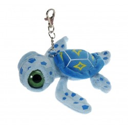 Image from Fiesta Plush Big Eye Turtle Keychains 6""