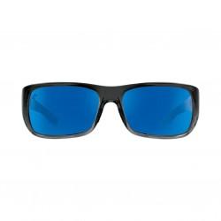 Image from Pelagic Fish Hook LTD Sunglasses - Silverhelix Frames with Blue Mirror Glass Lenses