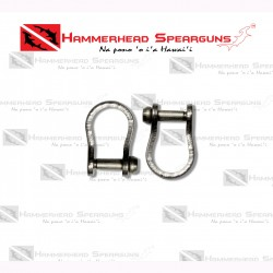 Image from Hammerhead Floatline Shackle (2 Pack)