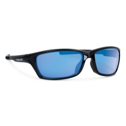 Image from Forecast Optics Chet Black/ Blue Mirror Polarized