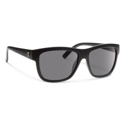 Image from Forecast Optics Cid Matte Black/ Grey Polarized
