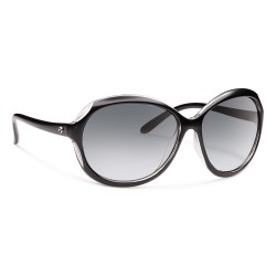Image from Forecast Optics Sunglasses Dori - Black Crystal/ Grey