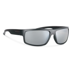 Image from Forecast Optics Marcus Matte Black/ Silver Mirror
