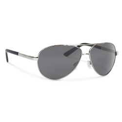 Image from Forecast Optics Trapper Silver/ Grey Polarized