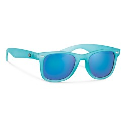 Image from Forecast Optics Ziggie Matte Teal/ Blue Mirror