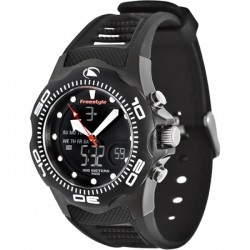 Image from Freestyle Shark X 2.0 Digital/Analog Dive Watch - Black