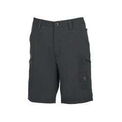 Image from Hook & Tackle Driftwood Hybrid Shorts (Men's) Porpoise Grey