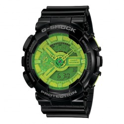 Image from G-Shock GA-110B-1A3 Watch (Men's) - Green