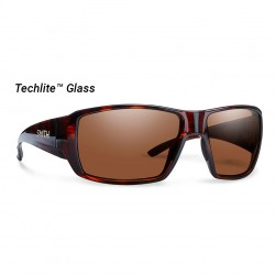 Image from Smith Guide's Choice Techlite Polarized Sunglasses (Men's) - Havana/Copper