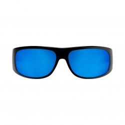 Image from Pelagic Legend Sunglasses - Glossback Frames with Ocean Mirror Lenses