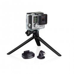Image from gopro tripod mount with tripod