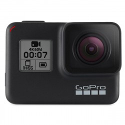Image from GoPro Hero7 Black Hypersmooth Live-Streaming Action Camera