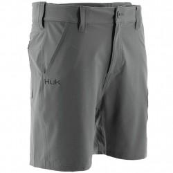 "Image from Huk Next Level 7"" Inseam / 18"" Outseam UPF30 Hybrid Shorts"