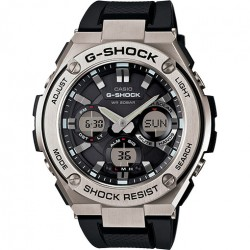 Image from G-SHOCK G-Steel Black & Gold Dive Watch